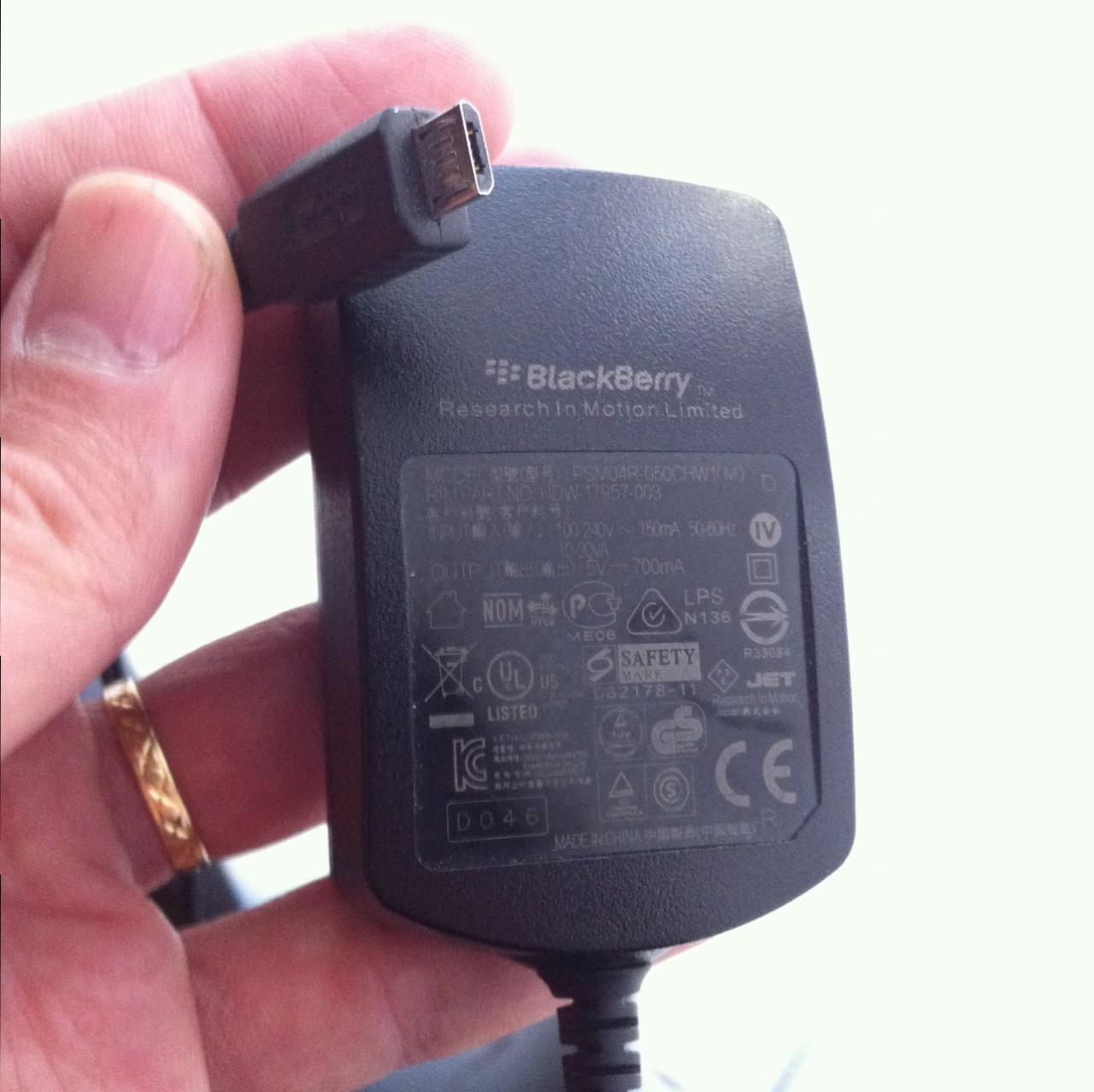 La Raspberry Pi 2 funciona con un cargador de 0,7A