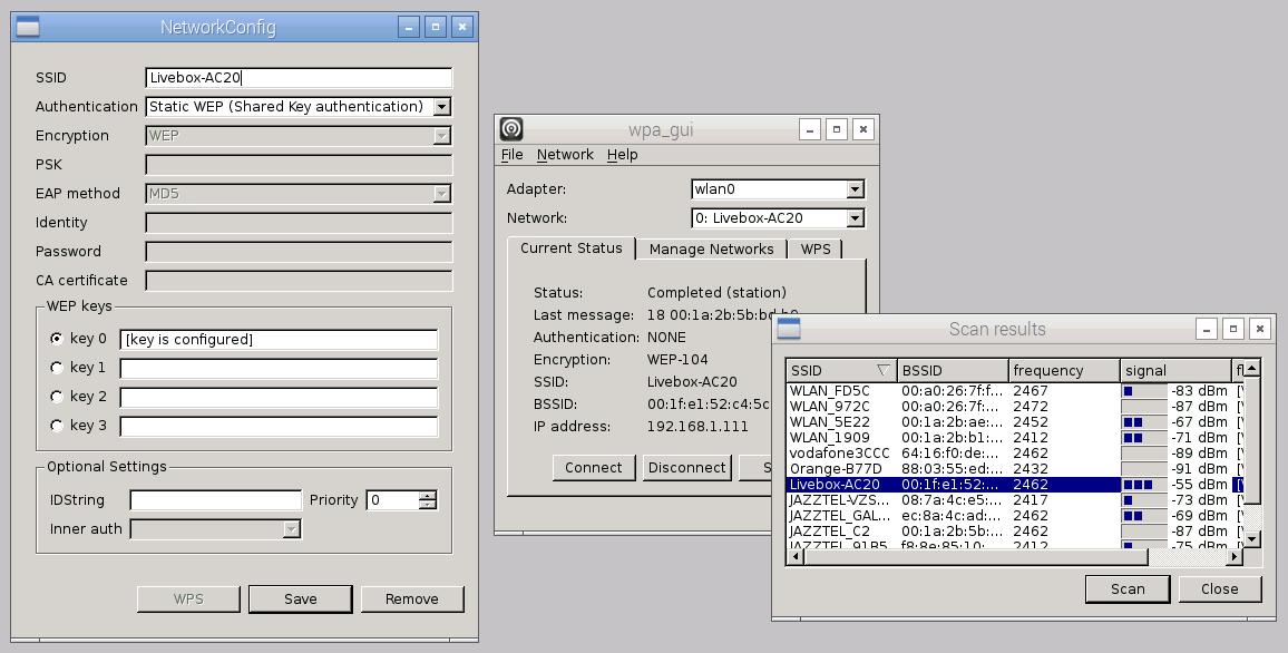 Configurando Wi-Fi en la Raspberry Pi
