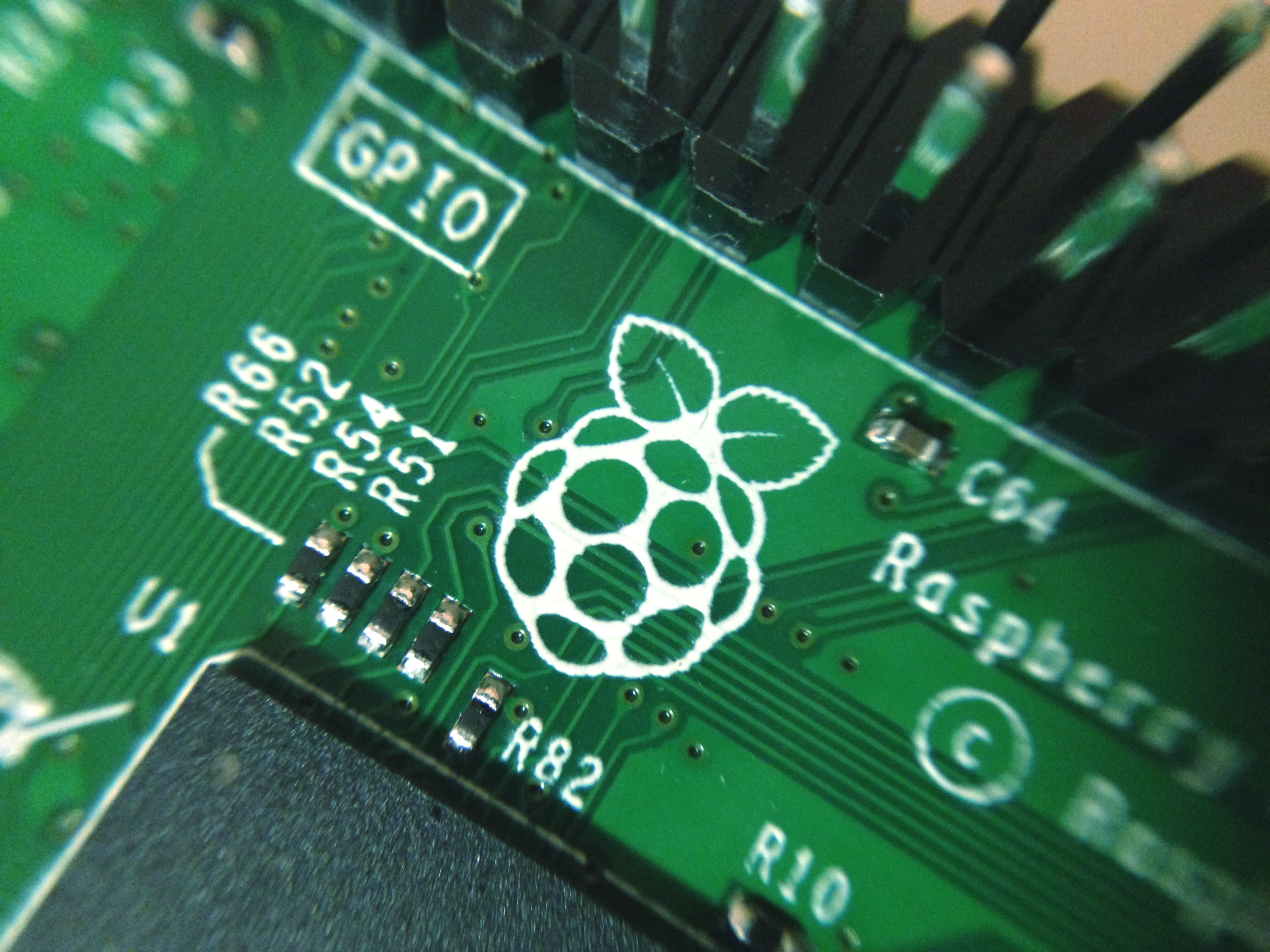 Raspberry Pi 3 Logo