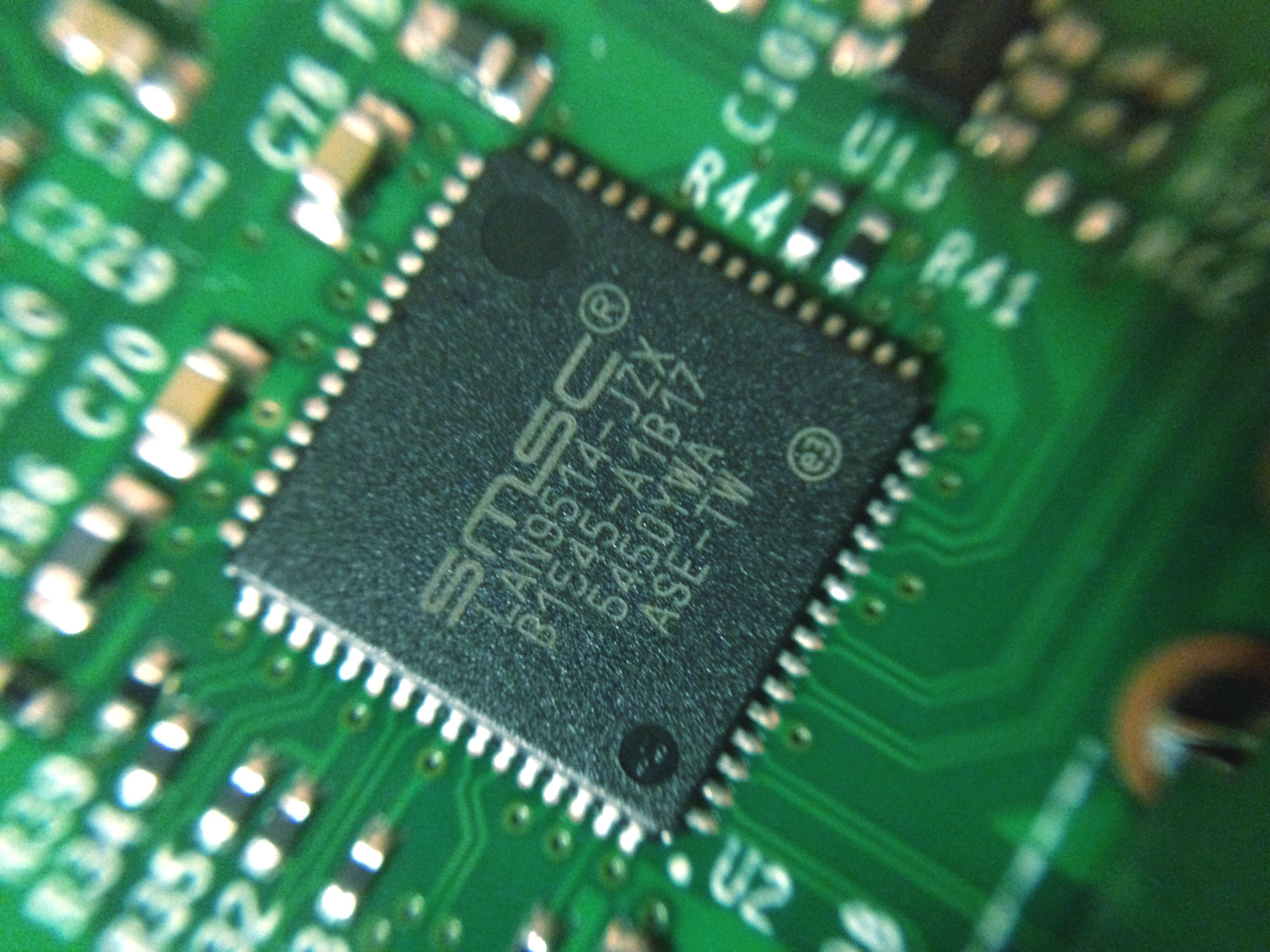 Raspberry Pi 3 LAN9514