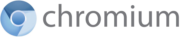 El logo del navegador de Internet Chromium
